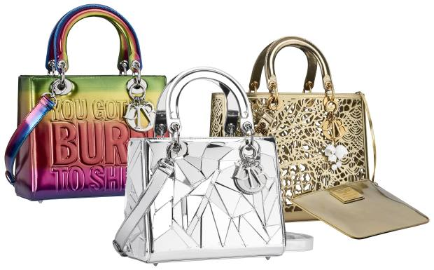 Dior collaborates with artists including Lee Bul on Lady Dior ... 220d5c62ee2ce