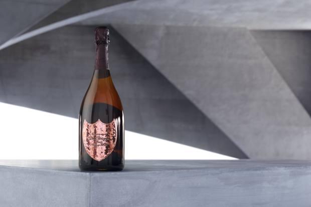 The Dom Pérignon Rosé Vintage 2006