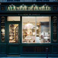 À La Mère de Famille has a pedigree that dates back to the 1760s