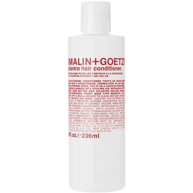 Malin + Goetz Cilantro Hair Conditioner, £20