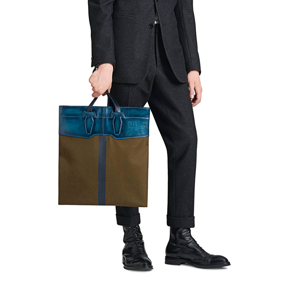 652a7e016 How the tote bag became a men's must-have | How To Spend It