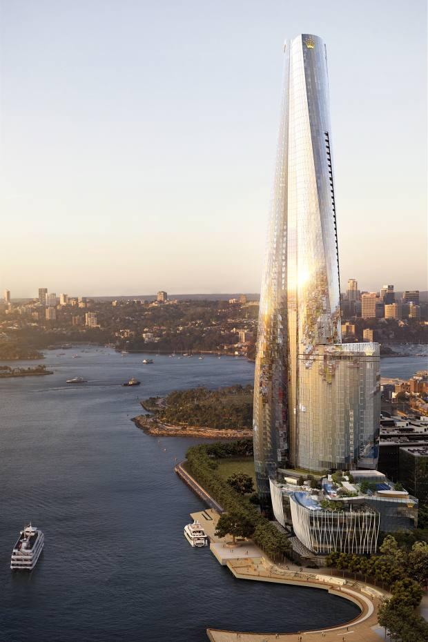 Sydney's One Barangaroo, from £5.2m
