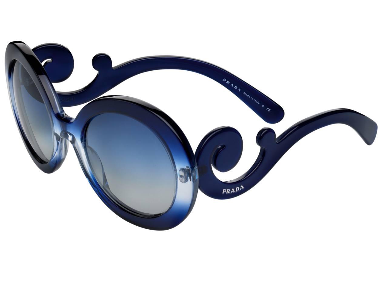 ca8b4464e425 Prada Minimal Baroque sunglasses | How To Spend It