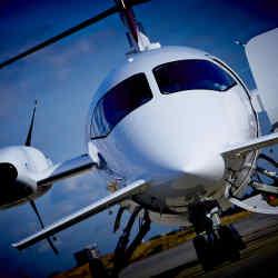 The Avanti EVO jet