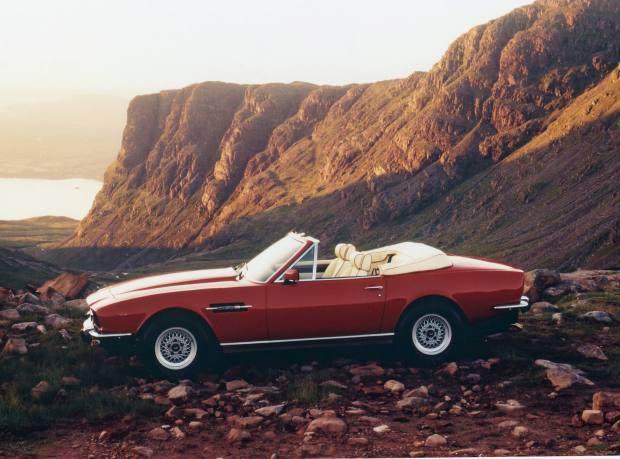 The V8 Vantage Volante 1978-89