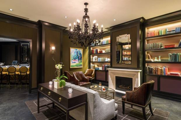 The Rittenhouse is a luxury boutique hotel in the heart of the city