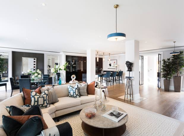 A penthouse at Capco's The Beecham in Covent Garden, remaining apartments from £2.75m