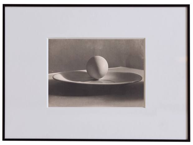 Her Egg on Plate photograph by Josef Sudek