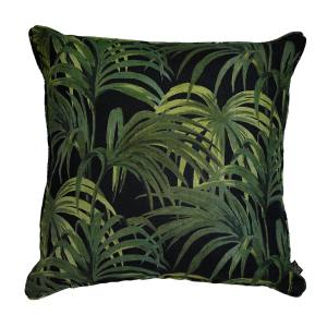 House of Hackney Palmeral cushion (60cm sq) in linen/cotton, £148. Also in other colourways/velvet