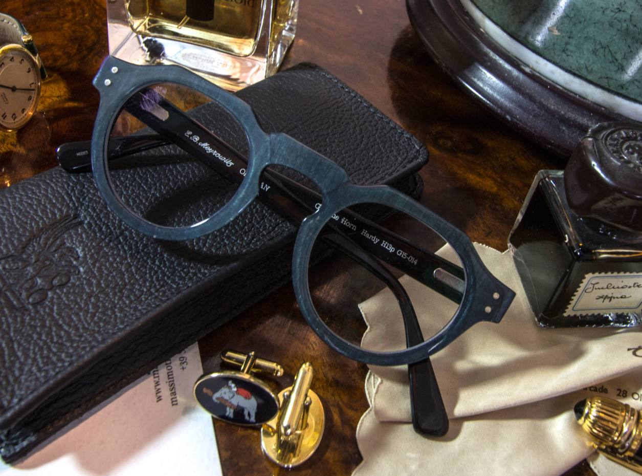 6402538aa79 Limited edition spectacles inspired by Thomas Hardy