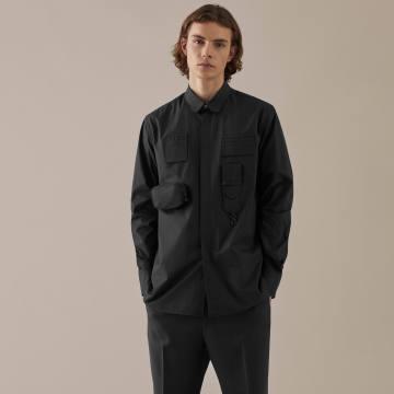 Louis Vuitton multipocket utility shirt, £945