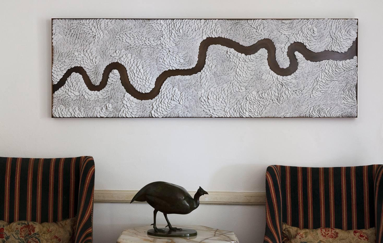 Fenella Elms' Thames Flow, from £7,000