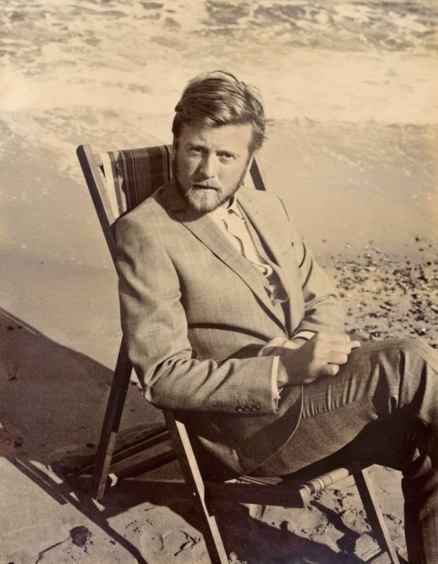 Hugo wears wool three-piece suit, £795, and cotton shirt, £99.50, by Mr Start from Start London.Start, 42-44 Rivington Street, London EC2 (020 7729 6272; www.mr-start.com).