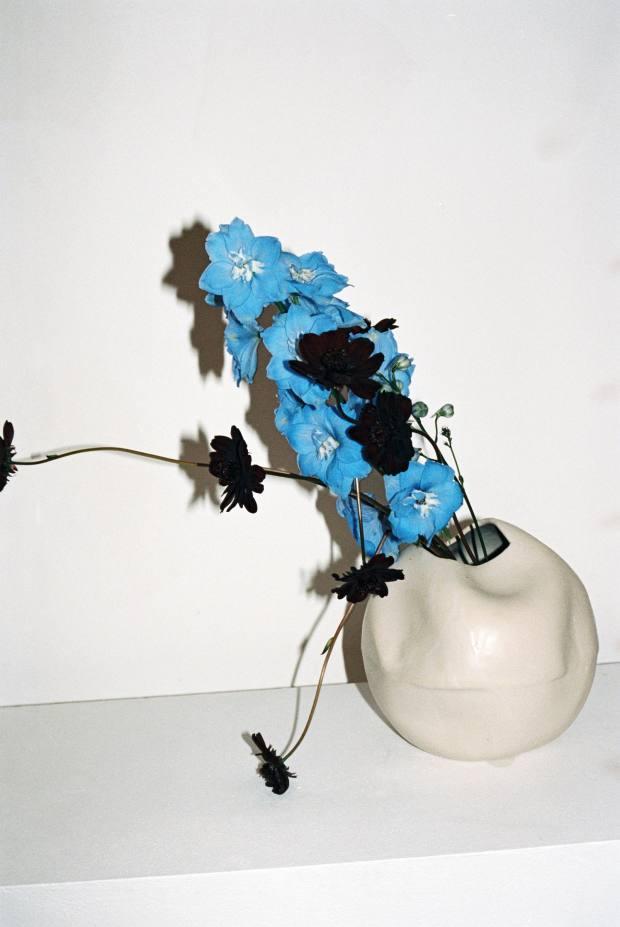 Completedworks x  Ekaterina Bazhenova Yamasaki Banned Book No 2 vase,£221