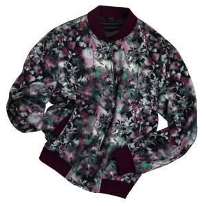 Brioni bomber jacket in silk, £1,810