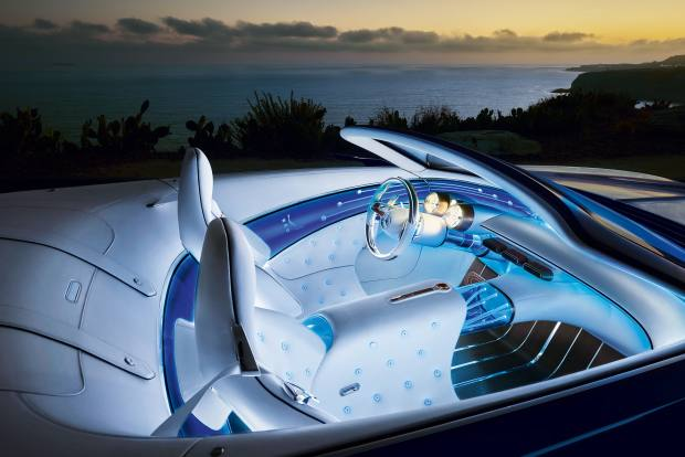 Much of the technology in the Vision 6 concept cabriolet will find its way into the marque's production models