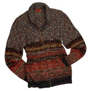 Missoni men's bomber jacket in wool, £820