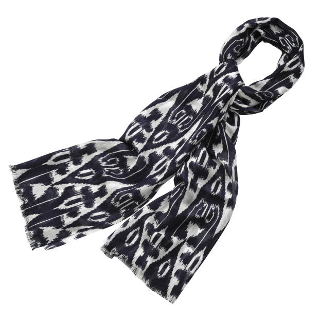 Anderson & Sheppard silk/cashmere scarf, £195