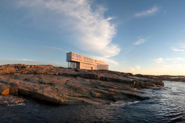 Fogo Island Inn, Joe Batt's Arm, Newfoundland and Labrador