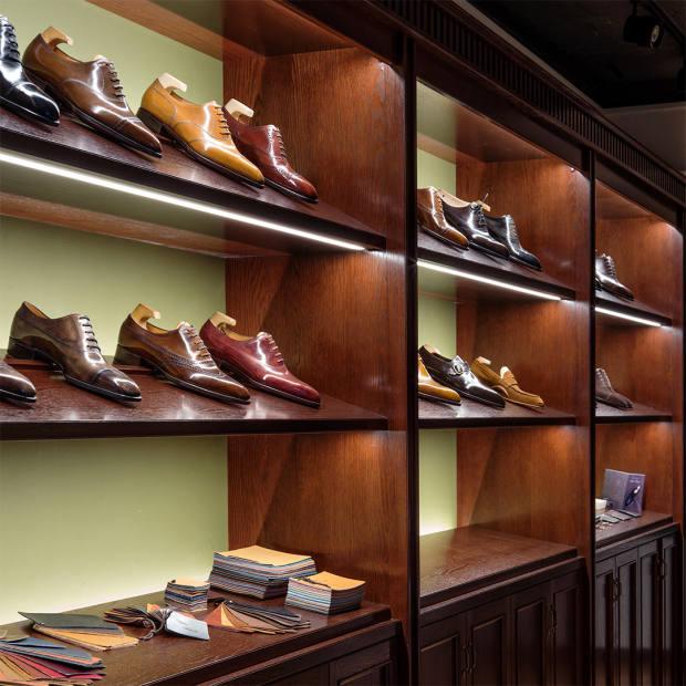 Yohei Fukida's Tokyo shop