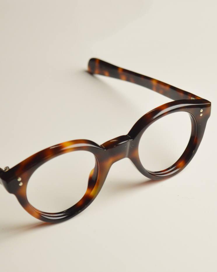 General Eyewear vintage acetate frames, from £450