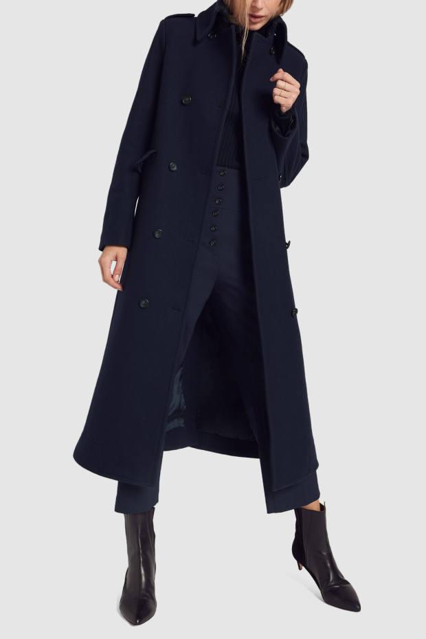Goop G Label wool James military coat, £1,158