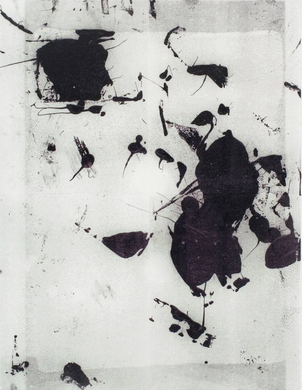 Untitled, 2005, by Christopher Wool