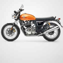 Royal Enfield's new Interceptor street bike, £5,995