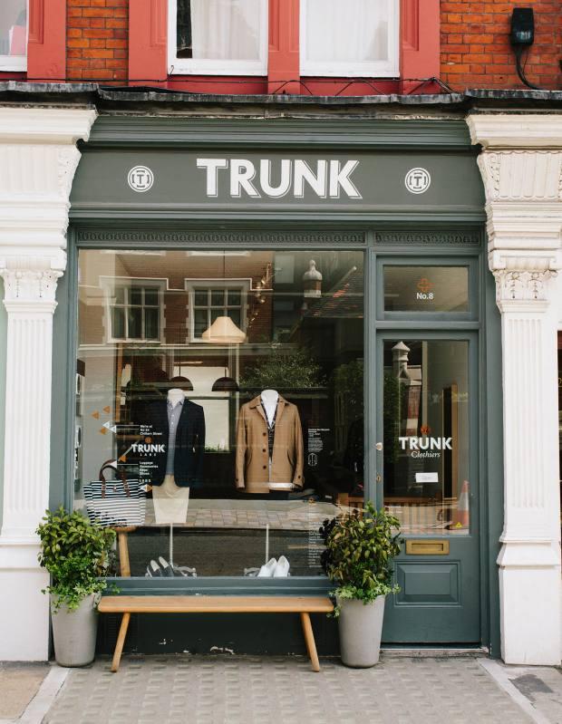 Trunk Clothiers, London