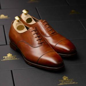 Crockett & Jones Oxford Connaughts, £530