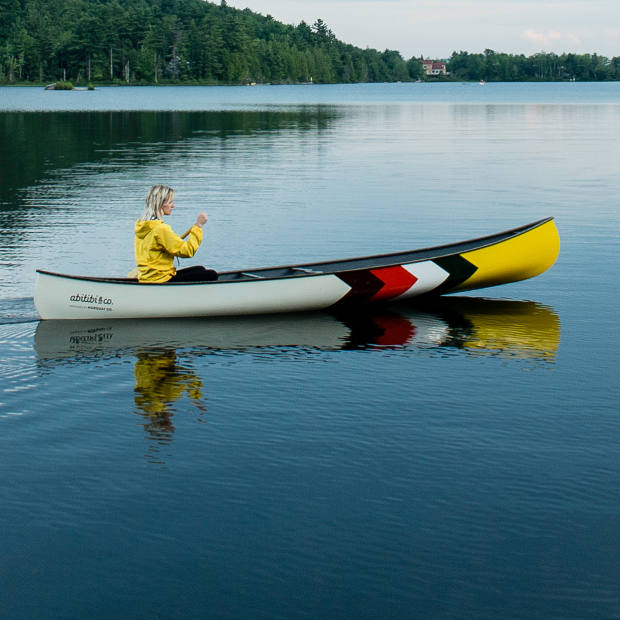 Norquay x Abitibi & Co Prospector 15 canoe, from about £3,240