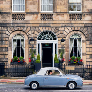 The Principal Edinburgh Charlotte Square is the grand oldRoxburghe reborn