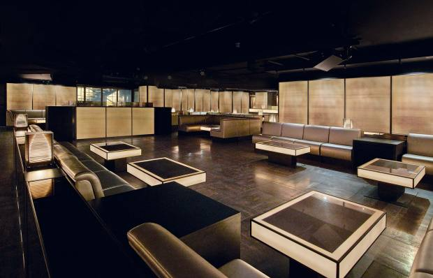 The Armani/Privé nightclub, Milan