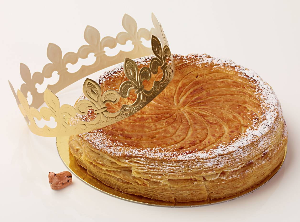 Dominique Ansel Galette des Rois, £30 for six to eight people, or £5 per slice