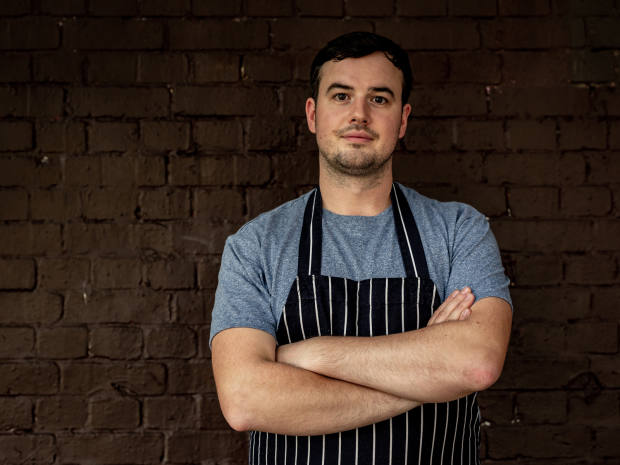 Chef Simon Whiteside of Roe