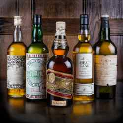 Vintage and hard-to-find whiskies will be showcased at The Whisky Show