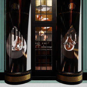 The Last Drop Distillers atelier at No 12 Piccadilly Arcade