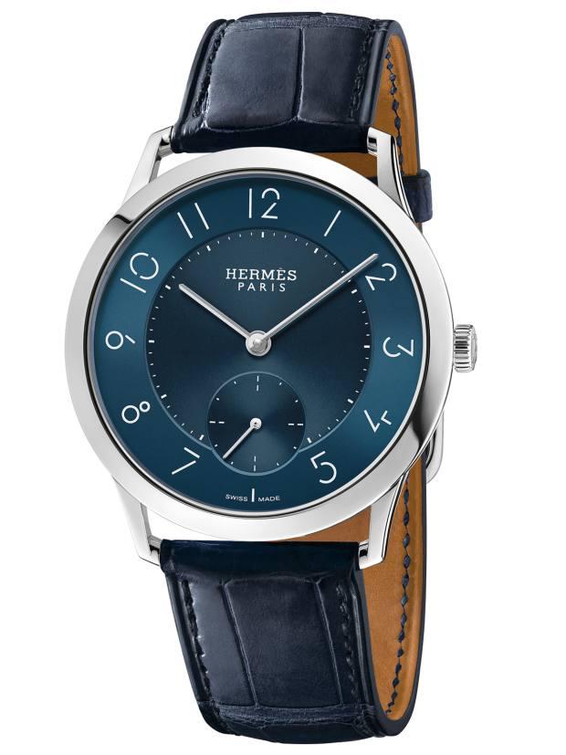 A Slim d'Hermès watch, £4,750