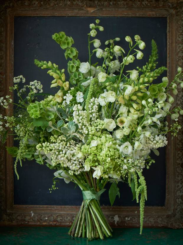 Emilia Wickstead's favourite bouquets come from Scarlet & Violet