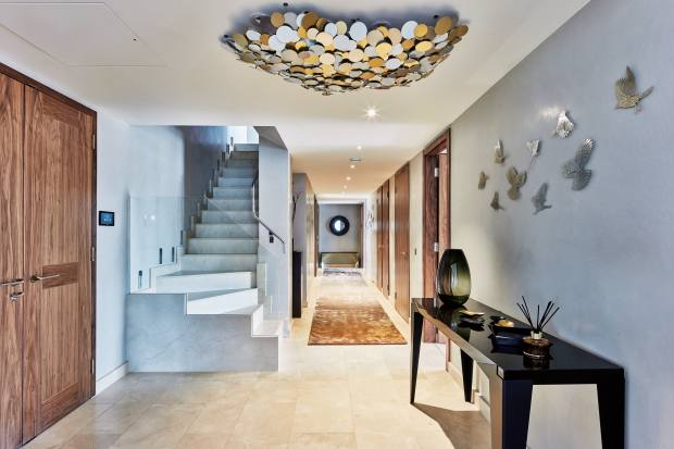 Theshowapartment at Chelsea Waterfront by design group Morpheus