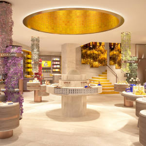L'Occitane and Pierre Hermé's store in London