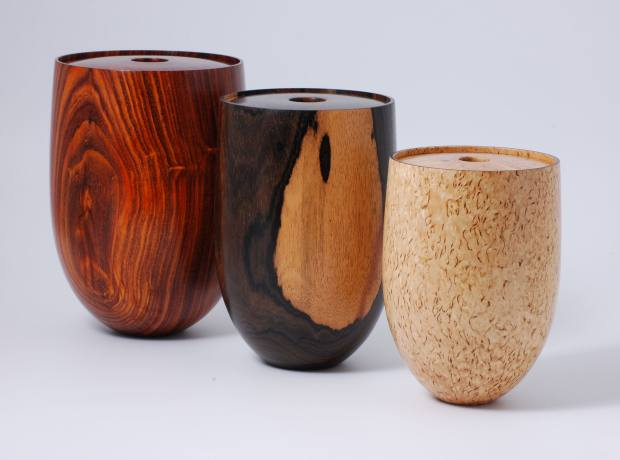 Ray Key Black Rimmed Vessels, from £70