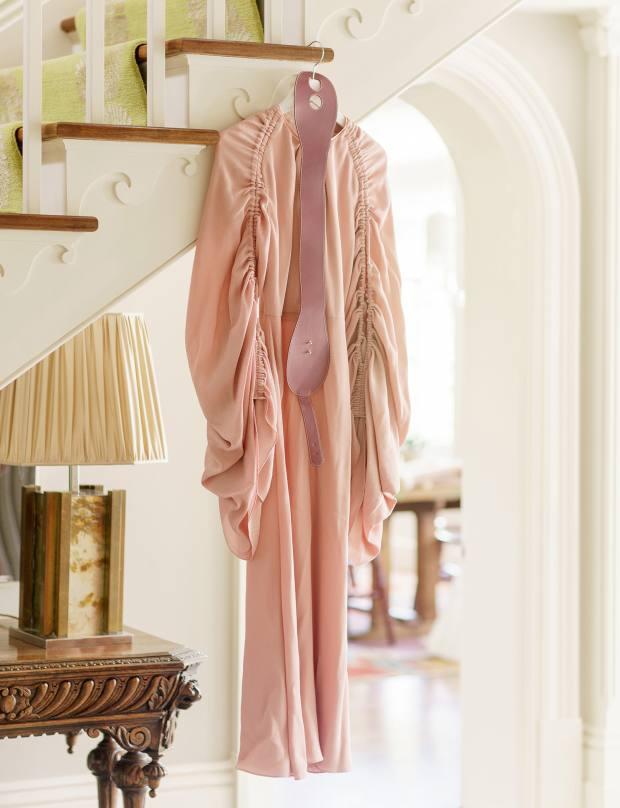 Chapman's Roksanda dress, £1,995
