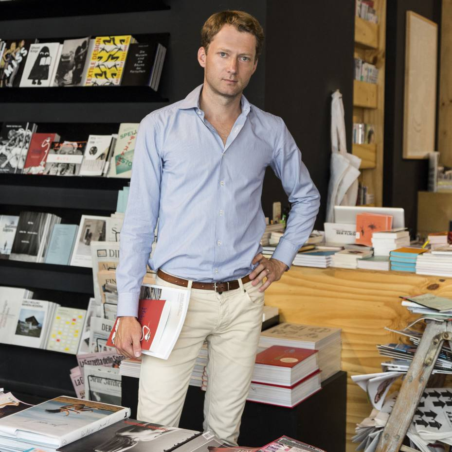 Mateo Kries at Do You Read Me?!