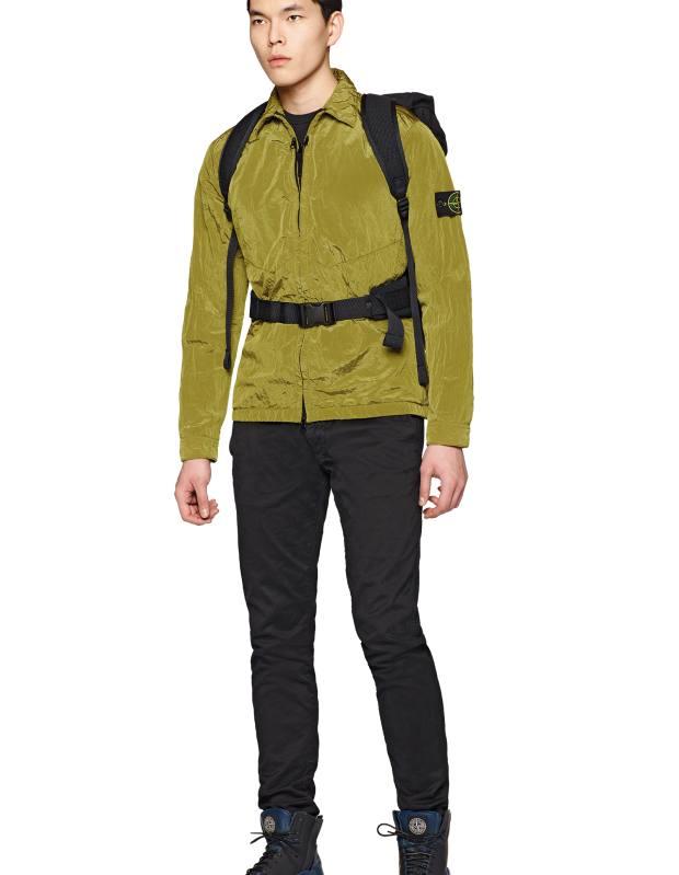 Stone Island nylon jersey-backed overshirt, £265