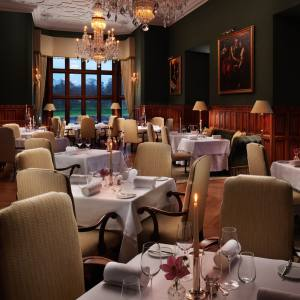 The Oak Room was awarded a Michelin star in October