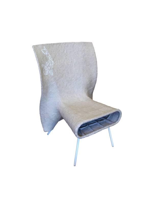 Tal Gur's Daily chair, €3,000.