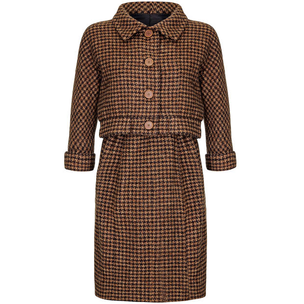 c1960 wool suit, £1,475 from Circa Vintage