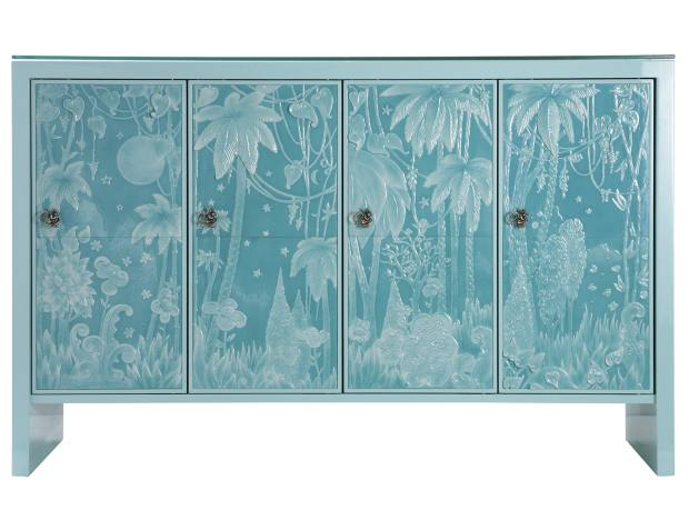 Monkeys in the Jungle sideboard by Jean Boggio for Franz Collection, £15,500