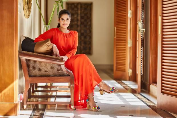 Jamavar co-founder Samyukta Nair